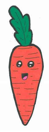 Carle the Carrot